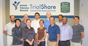 ITN TrialShare Group
