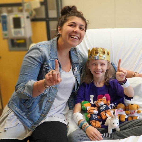 Anna-Barash-RN-and-Zoey-Brooke-Smiling-in-Hospital-Bed