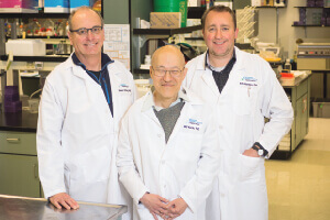 Erik Wambre, PhD, and William Kwok, PhD, are the co-principal investigators for the studies, with Peter Linsley, PhD, serving as Project Leader for Gene Expression and Systems Immunology.