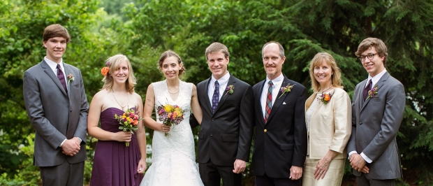 The McClatchey family, descended from a founder of Virginia Mason. They support type 1 diabetes research in many ways.