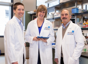 Leading a Biomarker Center: To Fight Type 1 Diabetes